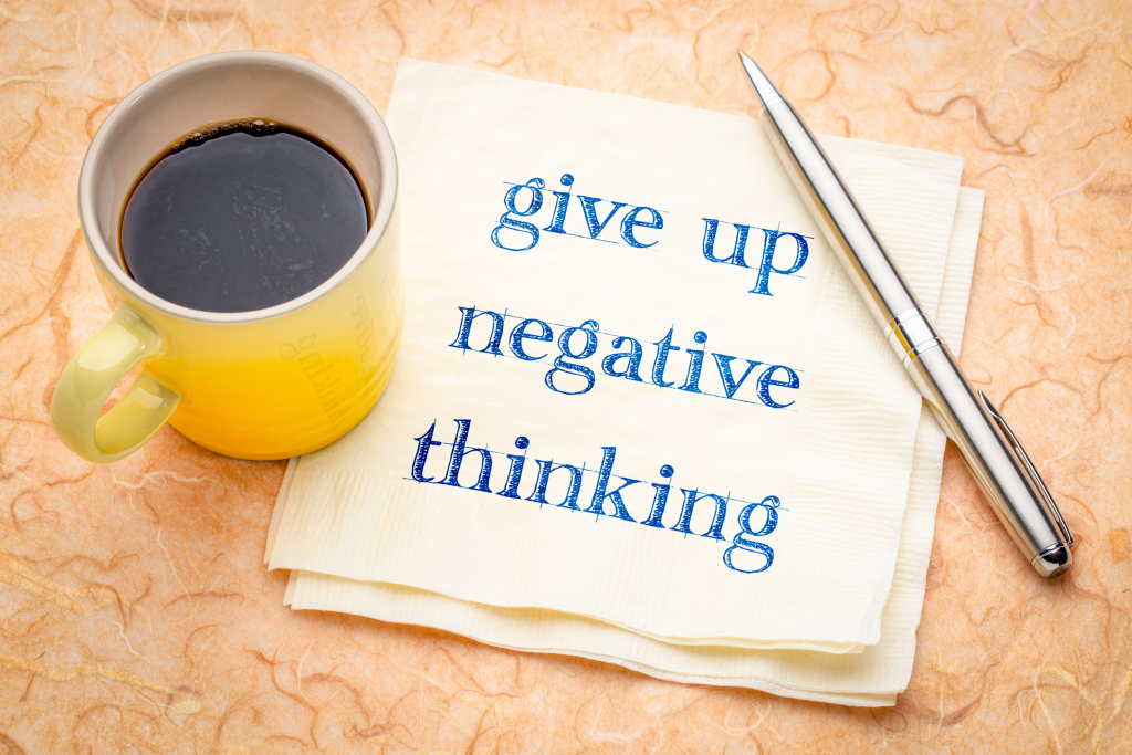How to Reverse Negative Thinking